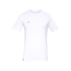 Gentic New School t-shirt Heren wit